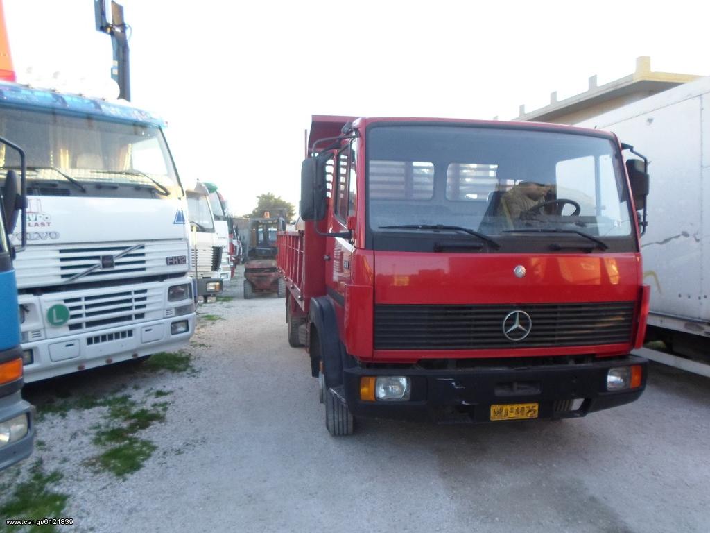 Mercedes benz 820 39 1995 7000 eur for Mercedes benz 7000