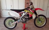 Honda CRF 450R INJECTION '12 - 2.900 EUR (Συζητήσιμη)