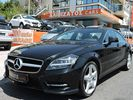 Mercedes-Benz CLS 350 AMG 7 G-TRONIC PLUS Blue EFFCI