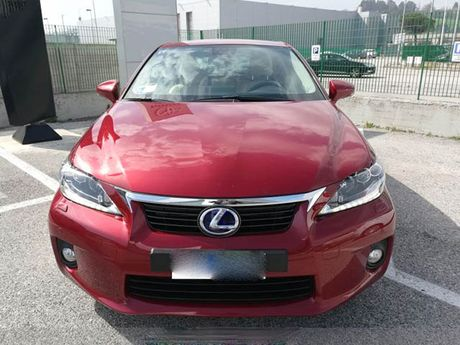 Lexus CT 200h LUXURY '11 - 18.600 EUR (Συζητήσιμη)