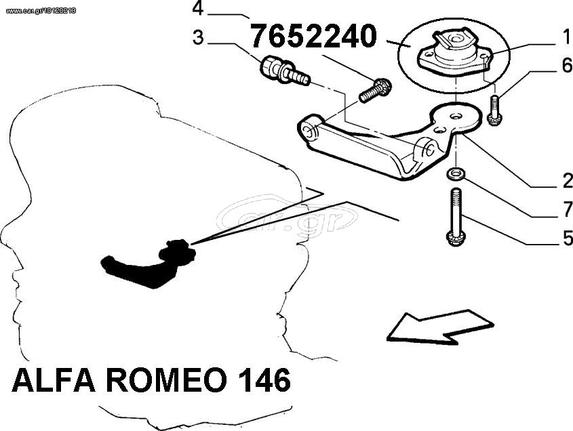 Alfa Romeo 146 7652240