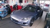 Mazda RX-8 RX8 CHALLENG192FOUL EDISION