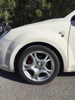 Alfa Romeo Mito DISTINCTIVE 120HP '09 - 8.000 EUR