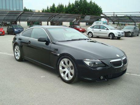 Bmw 645 '05 - € 18.000 EUR