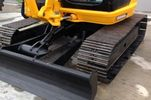 BERCO JCB 8080ZTS EXCAVATOR GREASED  STEEL TRACKS-BERCO ΜΕΤΑ...