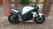 Triumph Speed Triple 1050 Ανταλλαγη