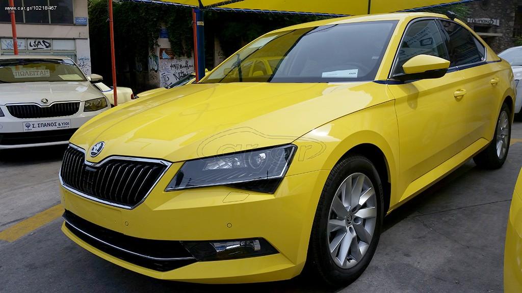 Skoda Superb 2 0 Tdi Taxi 2018 Car Gr