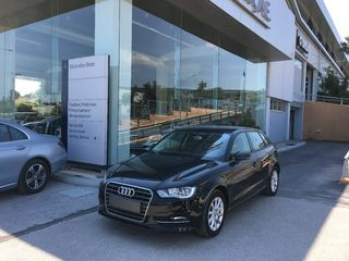 Audi A3 ATTRACTION PLUS TDI 110 HP