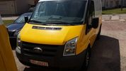 Ford  TRANSIT TURBO DIESEL A/C