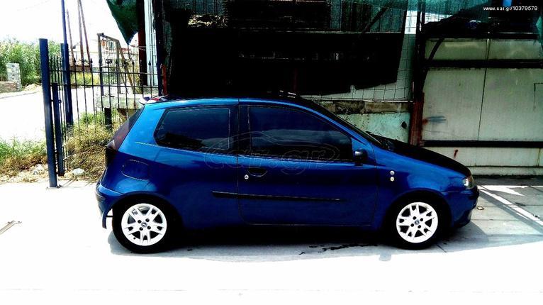 Wonderbaarlijk Fiat Punto sporting mk2 '01 - € 2.500 EUR - Car.gr VP-36