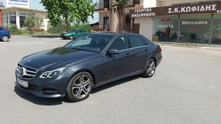 Mercedes-Benz E 300 AVANTGARDE-DISTRONIC-ΗΛΙΟΡΟΦΗ