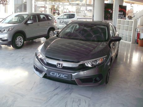 Honda Civic 1.5 COMFORT 182PS '17 - 26.650 EUR
