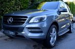 Mercedes-Benz ML 250 PANORAMA NAVI F.ΕΧΤΡΑ ΕΛΛΗΝΙΚΟ