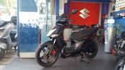 Kymco Agility 200 injection