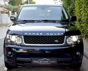 Land Rover Range Rover Sport ZF8-SDV6II-HSE-MULTIMEDIA-LIFT