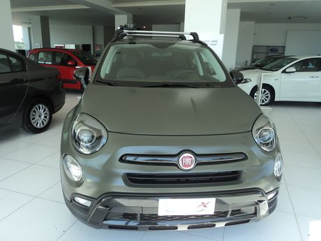 Fiat 500X 500X OFF ROAD S DESIGN  '17 - 19.500 EUR