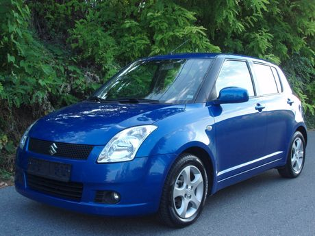 Suzuki Swift  '06 - 5.500 EUR