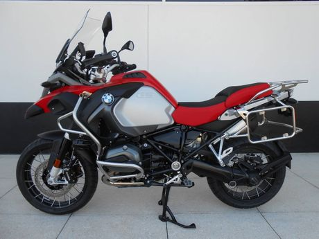 Bmw R 1200 GS Adventure  '16 - 18.500 EUR
