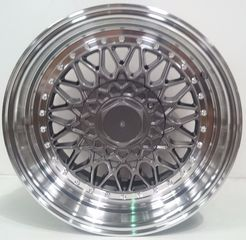 BBS RS 15x8 kare 4x100 Καινούριες (made in europe)