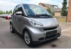 Smart ForTwo 2008 Smart Fortwo Coupe Basis