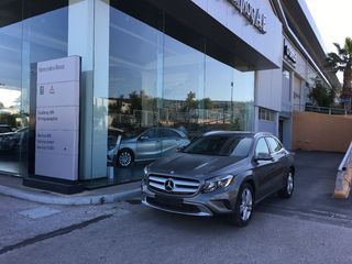 Mercedes-Benz GLA 180 D URBAN AUTOMATIC 109HP