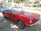 Ford Mustang classic convertible