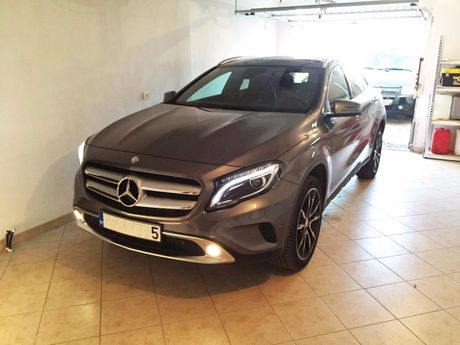 Mercedes-Benz GLA 250 4MATIC '15 - 51.500 EUR