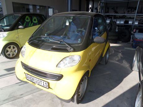Smart ForTwo CDI TURBO DIESEL  '00 - 2.999 EUR (Συζητήσιμη)