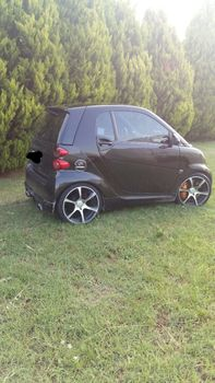 Smart ForTwo Carlsson 112 hp '10 - 11.000 EUR