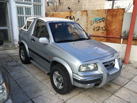 Sale Suzuki Grand Vitara CABRIO 1 01