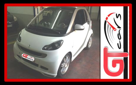 Smart ForTwo BRABUS XCLUSIVE ***GT cars*** '08 - 8.999 EUR
