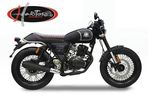 Daytona  EVO MOTO ROCK 125i CBS NEW