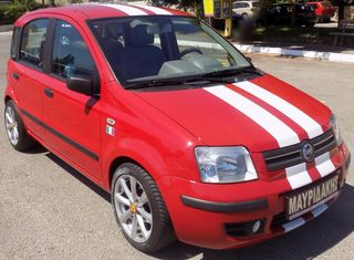 Fiat Panda LOOK ABARTH-SPORT EDITION