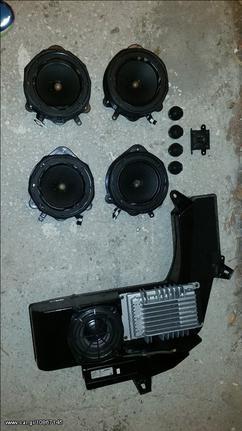 Ηχοσύστημα BOSE για AUDI A4 B6 B7 AVANT - € 200 - Car gr