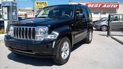 Jeep Cherokee 12/2008 LIMITED