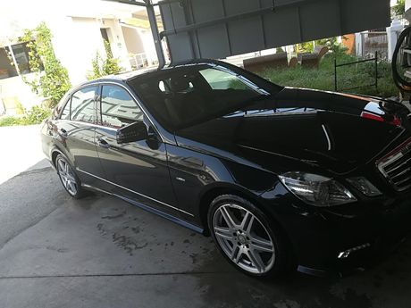 Mercedes-Benz E 250 E250 CGI BLUE EFFICIENCY  '10 - 31.500 EUR