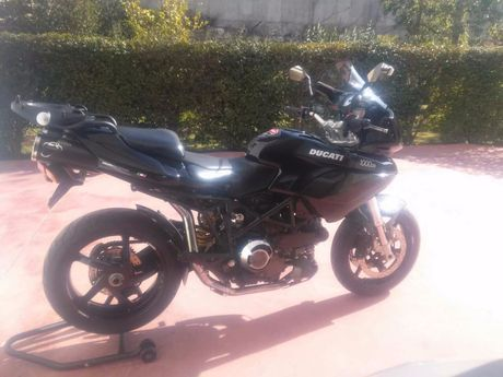 Ducati Multistrada 1000 DS MULTISTRADA 1000 DS '04 - € 4.500 EUR (Συζητήσιμη)