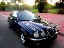 Jaguar S-Type NAVI-SUNROOF-ΔΕΡΜΑ
