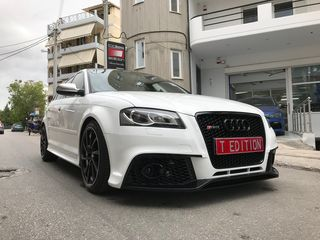 AUDI A3 8PA Look RS3 08-11 FRONT BUMPER / ΕΜΠΡΟΣ ΠΡΟΦΥΛΑΚΤΗΡΑΣ