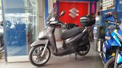 Sym HD 200i EVO injection