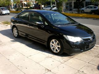 Honda Civic SEDAN 4D 140 HP