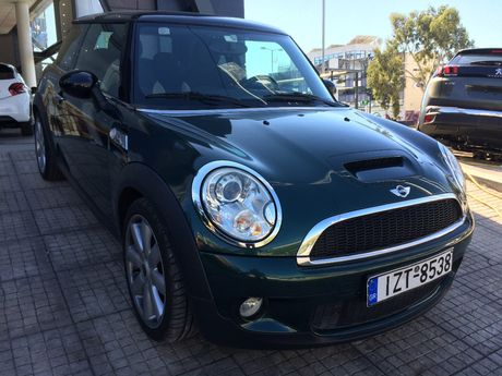 Mini Cooper S 1.6 **S**175HP AUTOMATIC '07 - 10.300 EUR
