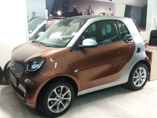 Smart ForTwo LED*PANORAMA*PASSION