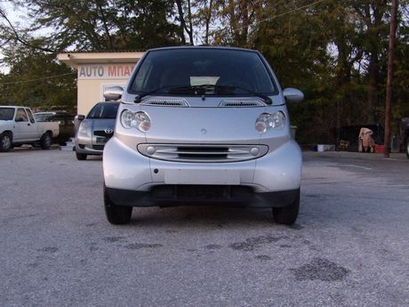 Smart ForTwo CABRIO PASSION FULL EXTRA '06 - 3.750 EUR