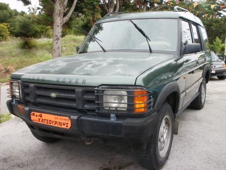 Land Rover Discovery  '00 - 1.999 EUR