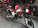 Yamaha XT 600 Custom, cafe racer look