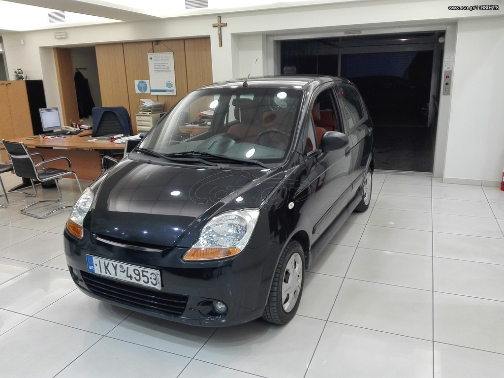 Chevrolet Matiz 09 3600 Eur 2009 Manual
