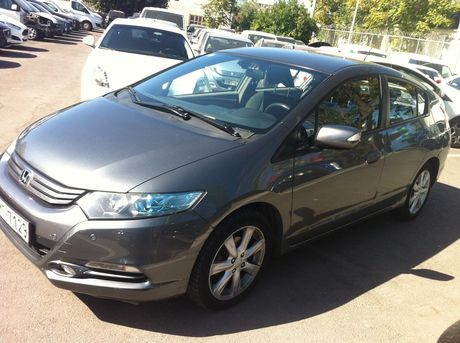 Honda Insight 1.3, ELEGANCE, 5D, 88hp '11 - 7.300 EUR