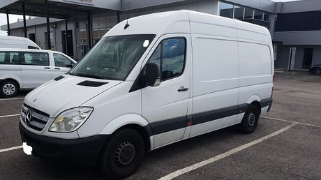 Mercedes-Benz  sprinter319cdi '12 - 16.850 EUR