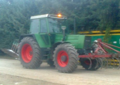 Fendt  612 LSA FAVORIT TURBOMATIK5 '92 - 25.000 EUR (Συζητήσιμη)